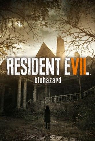 Resident Evil 7: Biohazard - Image: Resident Evil 7 cover art