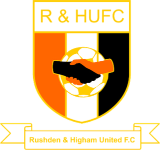 Rushden & Higham United F.C. Association football club in England