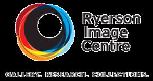 Ryerson Image Centre - Image: Ryerson Image Centre logo