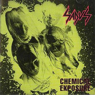 Illusions (Sadus album) - Image: Sadus Chemical Exposure