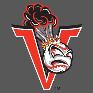 Salem-Keizer Volcanoes - Image: Salem Keizer Volcanoes Cap Logo