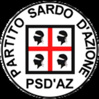 Sardinian Action Party - Image: Sardinian Action Party