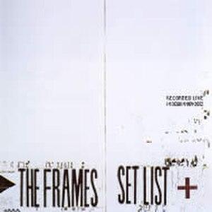 Set List (The Frames album) - Image: Set List (The Frames album cover art)