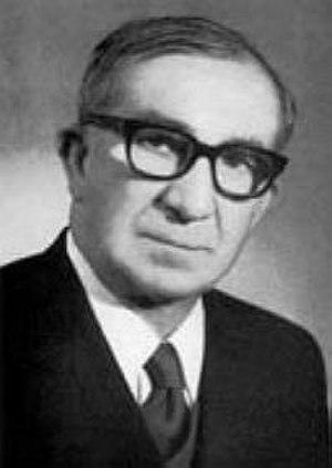 Shahan Shahnour - Image: Shahan Shahnour Armenian writer