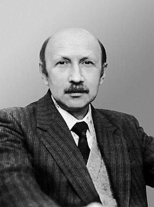 Boris Shamanov - Image: Shamanov Boris Ivanovich bw