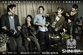 Grand Tour: The Classic concert tour by Shinhwa