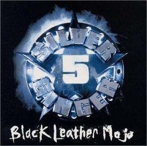 Black Leather Mojo - Image: Silver Ginger 5 Black Leather Mojo