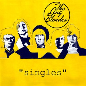 Singles (The Long Blondes album) - Image: Singles long blondes