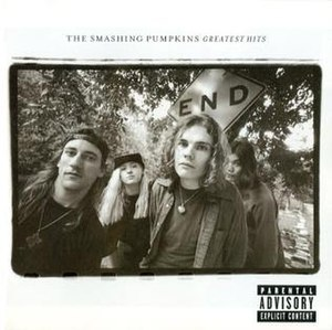Rotten Apples - Image: Smashing Pumpkins Greatest Hits album cover