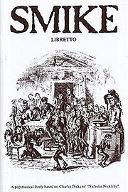 Smike Nicholas Nickelby musical libretto cover.jpg
