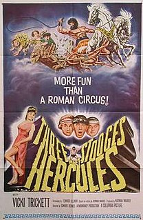 <i>The Three Stooges Meet Hercules</i>