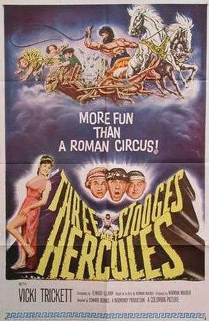 The Three Stooges Meet Hercules - Image: Stoogeshercules
