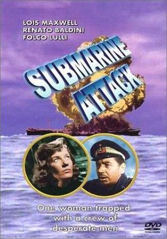 Submarine Attack - Image: Sub Attack Movie