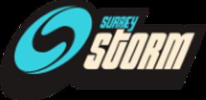 Surrey Storm - Image: Surrey Storm 1