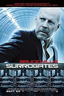 <i>Surrogates</i> 2009 American science fiction film