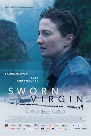 Sworn Virgin - Film poster