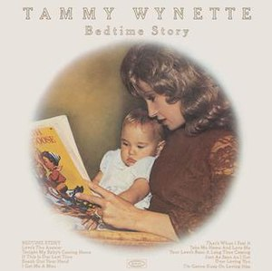 Bedtime Story (album) - Image: Tammy Wynette Bedtime Story