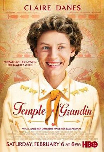 Picture of a movie: Temple Grandin