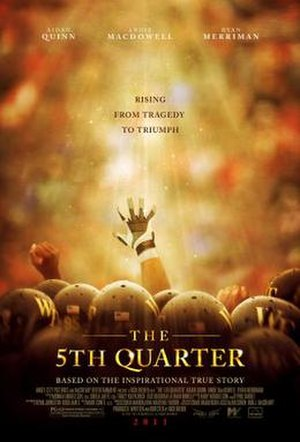 The 5th Quarter - Film poster