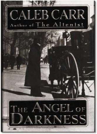 The Angel of Darkness - First edition cover