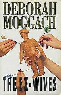 <i>The Ex-Wives</i> book by Deborah Moggach