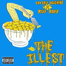 Скачать the illest far east movement feat riff raff bass boosted.