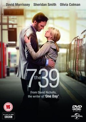 The 7.39 - The 7:39 DVD cover