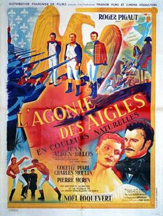 The Agony of the Eagles (1952 film) - Image: The Agony of the Eagles (1952 film)