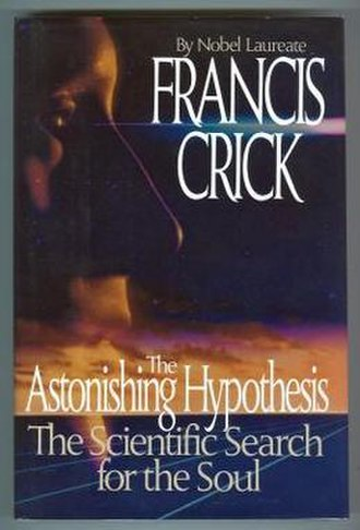 The Astonishing Hypothesis - Cover of the original edition