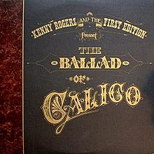 [Image: 220px-The_Ballad_of_Calico_-_The_First_Edition.jpg]