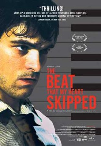 The Beat That My Heart Skipped - Image: The Beat That My Heart Skipped poster
