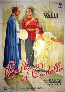 <i>The Castle Ball</i> 1939 film by Max Neufeld