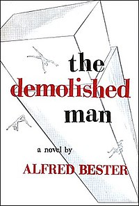 Image result for the demolished man alfred bester