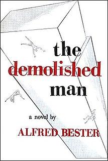 <i>The Demolished Man</i> novel by Alfred Bester