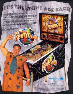 <i>The Flintstones</i> (pinball)