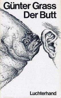 <i>The Flounder</i> 1977 novel by Günter Grass