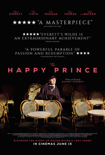 <i>The Happy Prince</i> (2018 film) 2018 film by Rupert Everett