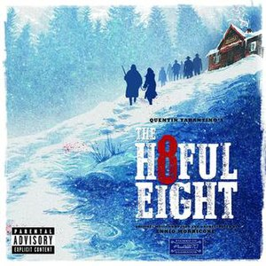 The Hateful Eight (soundtrack) - Image: The Hateful Eight Soundtrack