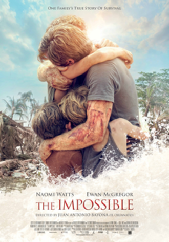 The Impossible (2012 film) - Theatrical release poster