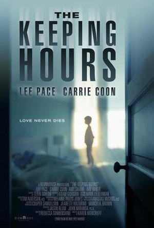 The Keeping Hours - Teaser poster