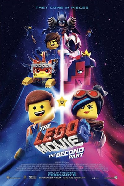 Picture of a movie: The Lego Movie 2: The Second Part