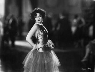The Lucky Lady - Greta Nissen