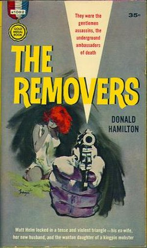 The Removers - Paperback original