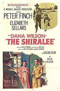 <i>The Shiralee</i> (1957 film) 1957 film by Leslie Norman