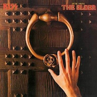 """Music from """"The Elder"""" - Image: The elder album cover"""