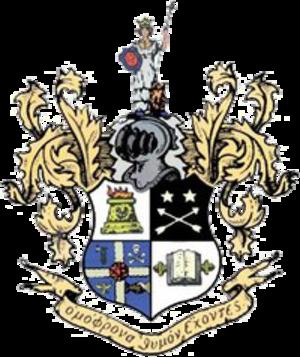 Theta Delta Chi - Image: Theta Delta Chi Educational Foundation logo