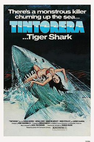 Tintorera - US theatrical poster