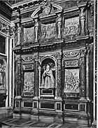 Tomb of Pope Sixtus V Gregorovius