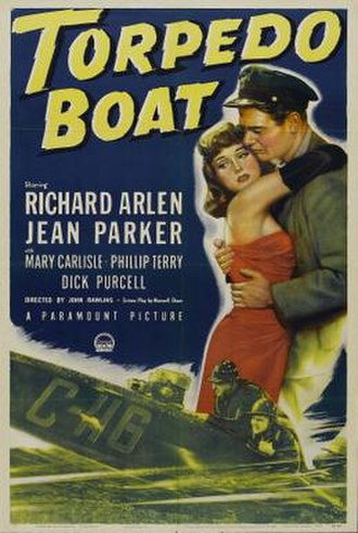Torpedo Boat (film) - Theatrical release poster