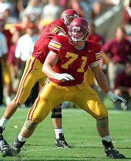 Travis Claridge American football offensive lineman